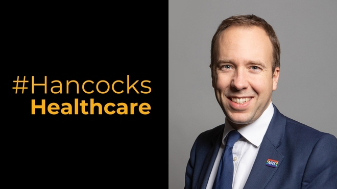 #HancocksHealthcare Campaign