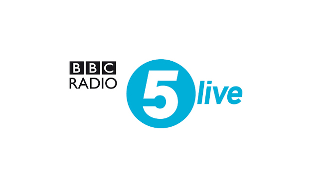 Aisling Goodison on BBC 5 Live