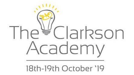 The Clarkson Academy 2019 logo