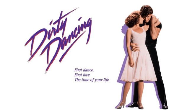 Dirty Dancing Film promo picture