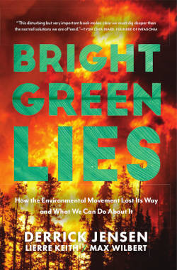 Bright Green Lies cover