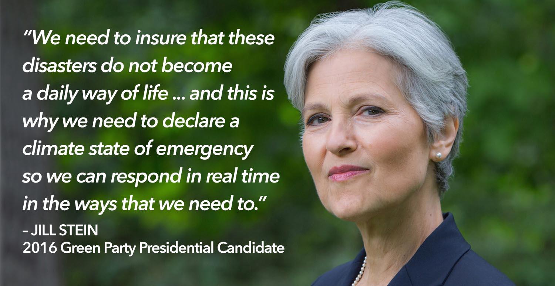 Jill Stein quote