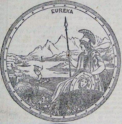 Great Seal of California 1849