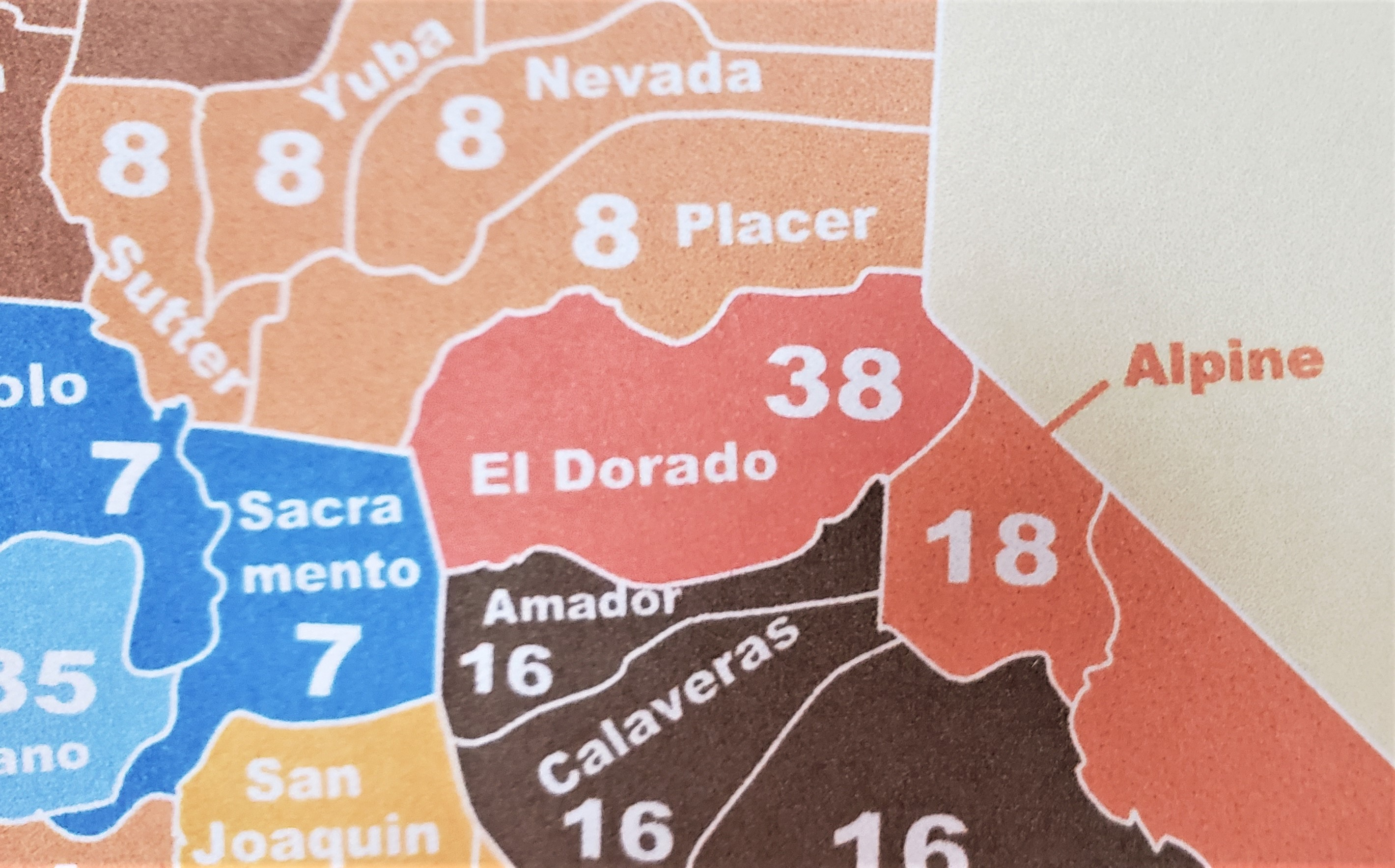 Region 38 Map