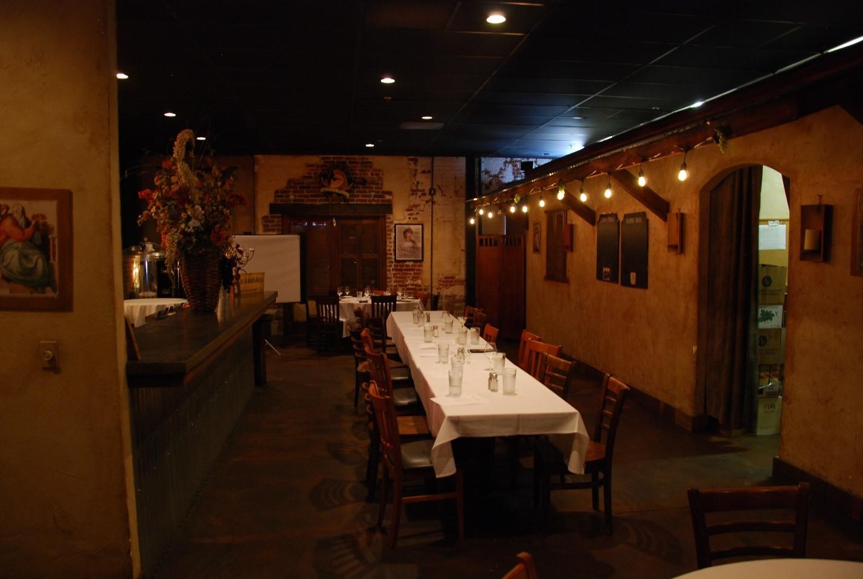 Cino Vino Room