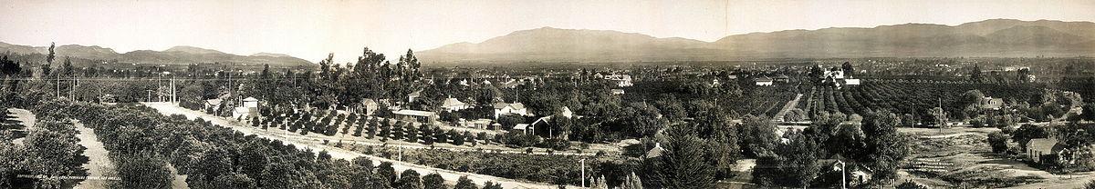 1908 Redlands CA