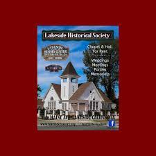 Lakeside Historical Society