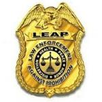 Logo Law Enforcement Against Prohibition