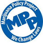 Logo Marijuana Policy Project