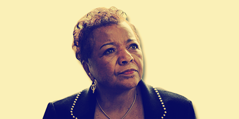 <br>Alice Huffman <em>President of NAACP CA</em>