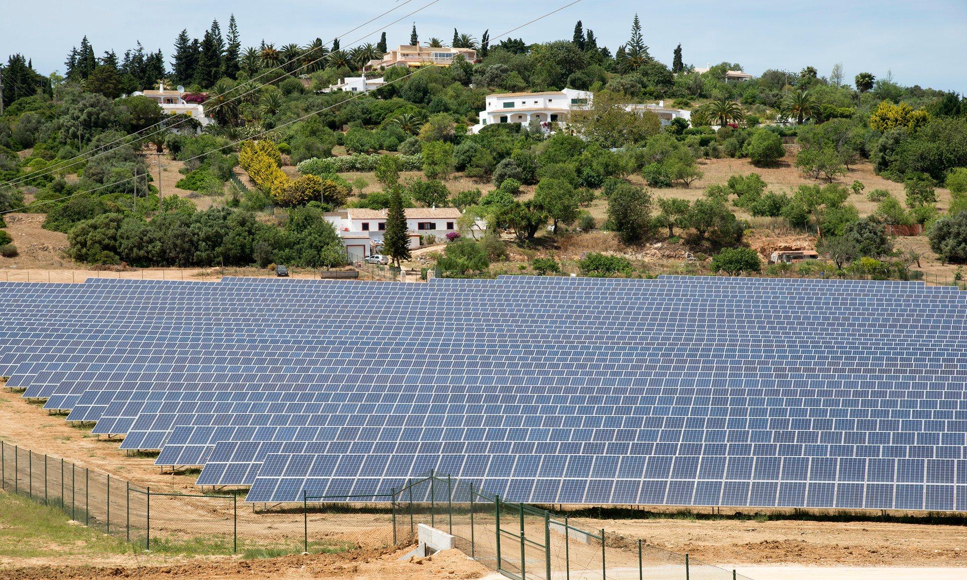 Solar in Portugal