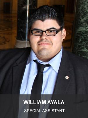 William Ayala