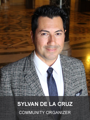 Sylvan De La Cruz