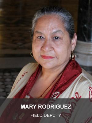 Mary Rodriguez