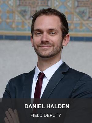 Daniel Halden