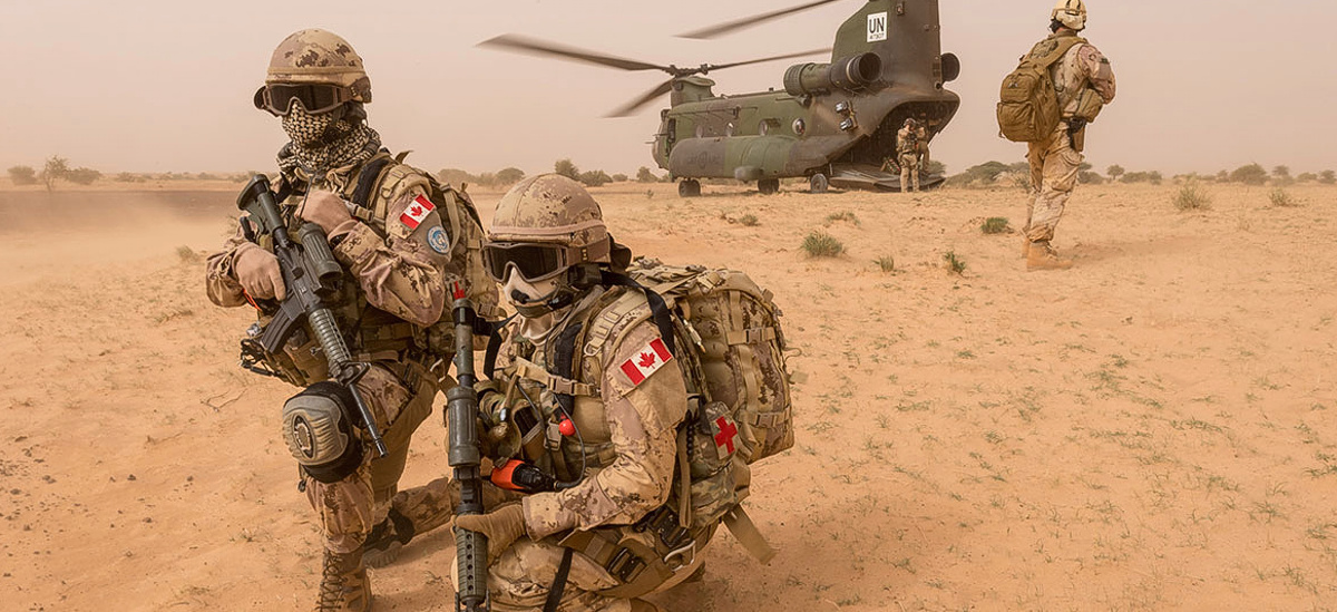 Op PRESENCE – Mali: Continuity Over Change in Canada's