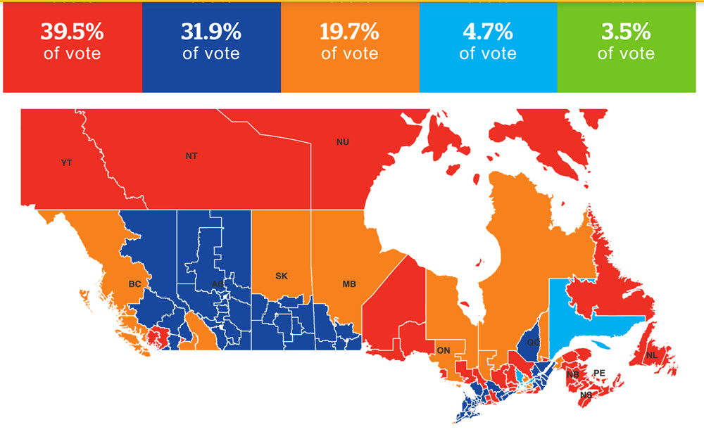 Canadian Election 2019: The Four Federal Leaders On What To ...