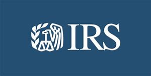 IRS Logo Blue