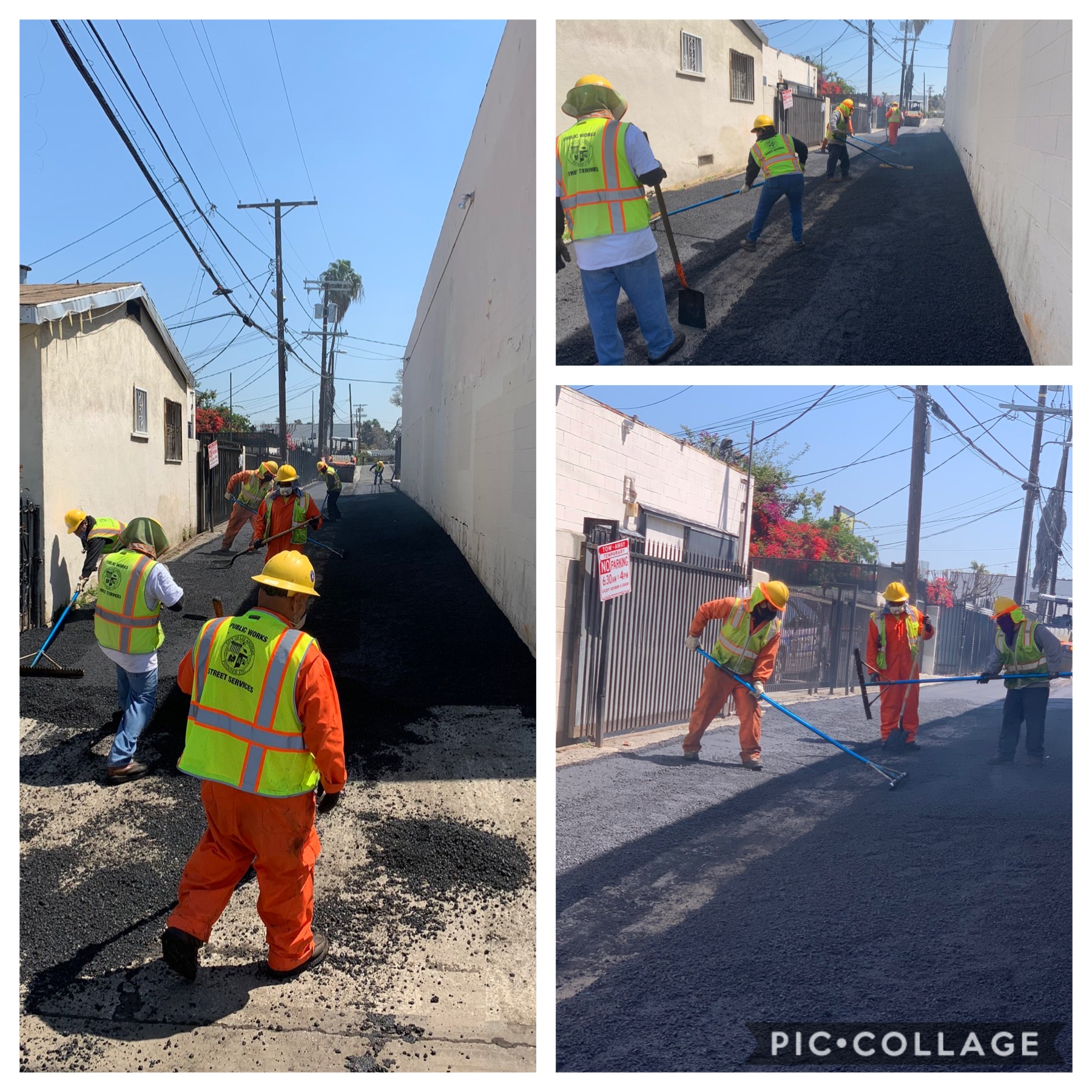 Lincoln Heights Resurfacing 4-15-2020
