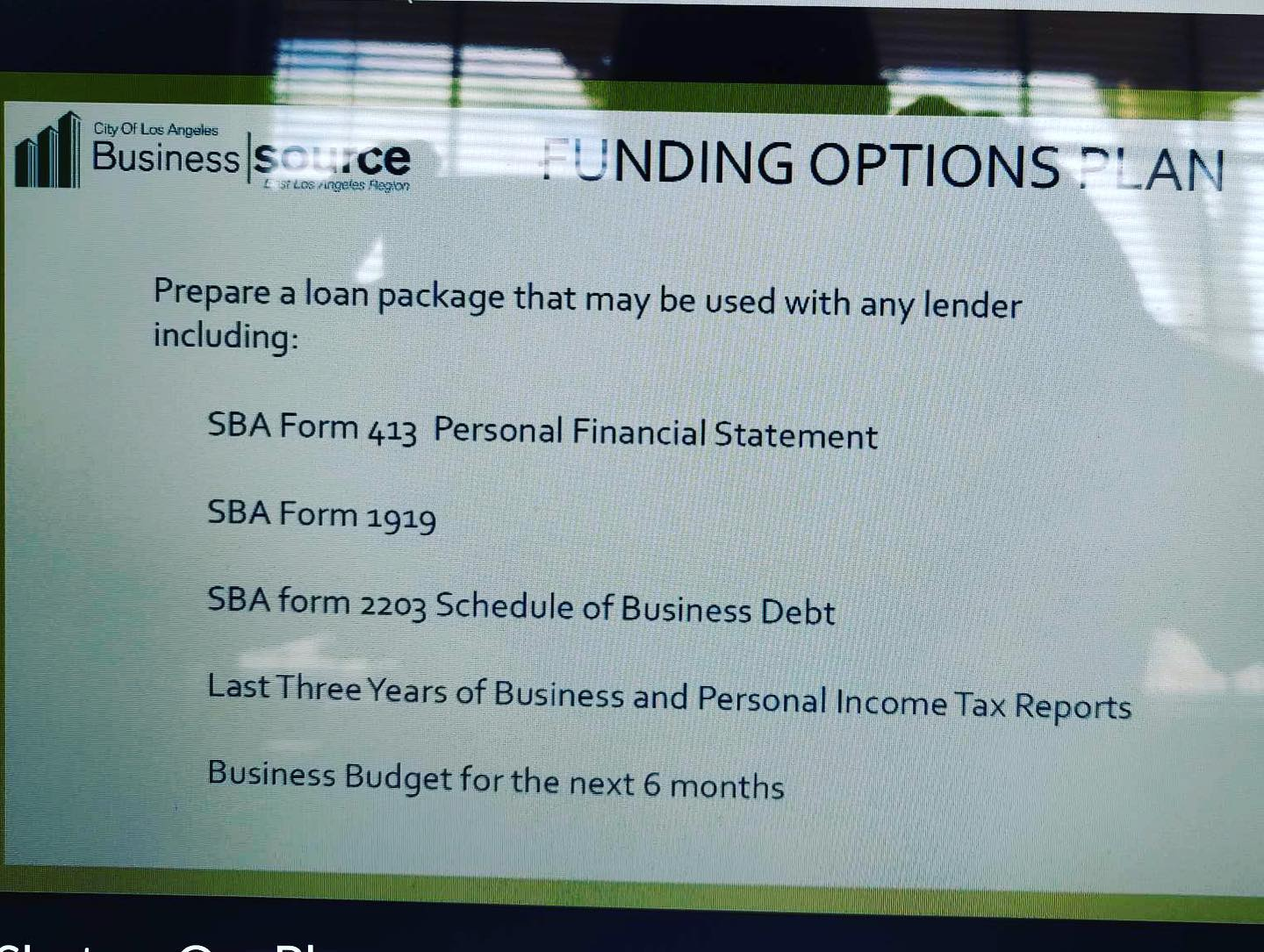 Barrio Planners co-hosted a Small Business Loan Webinar 4-17-2020