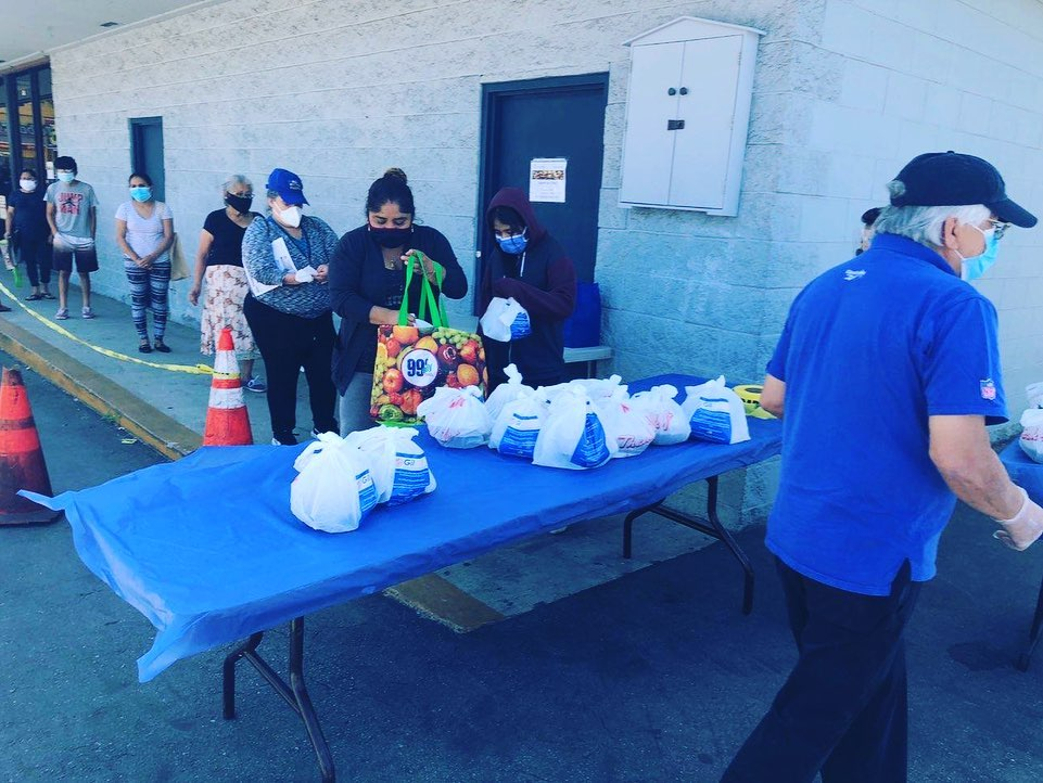 St. Thomas Meal Giveaway 5-4-2020 #2