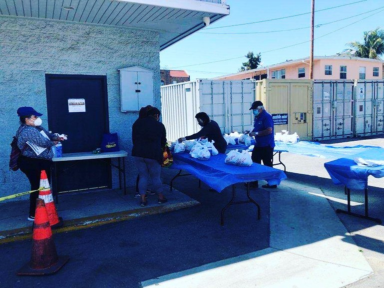 St. Thomas Meal Giveaway 5-4-2020 #3