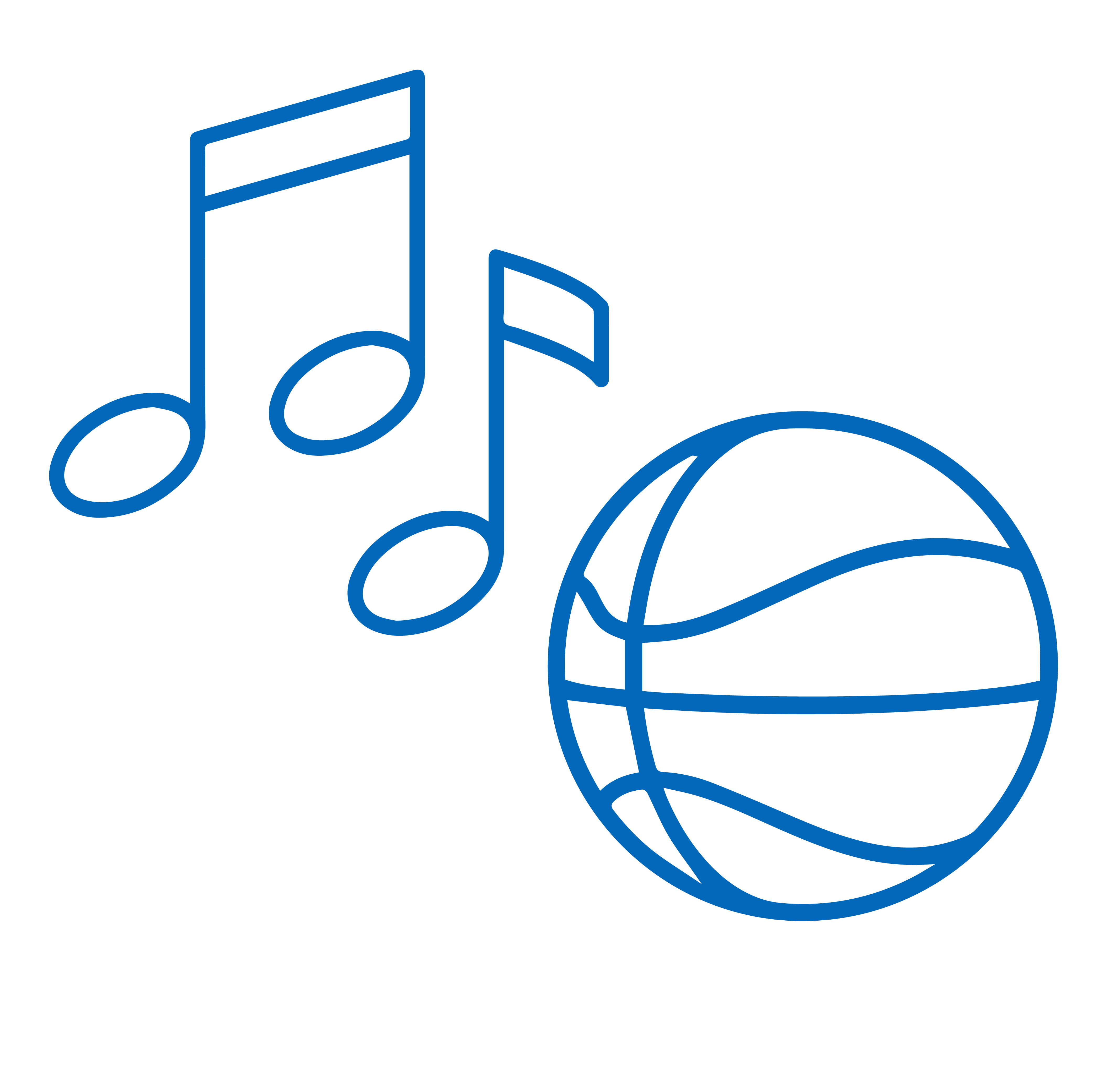 Sports and Music