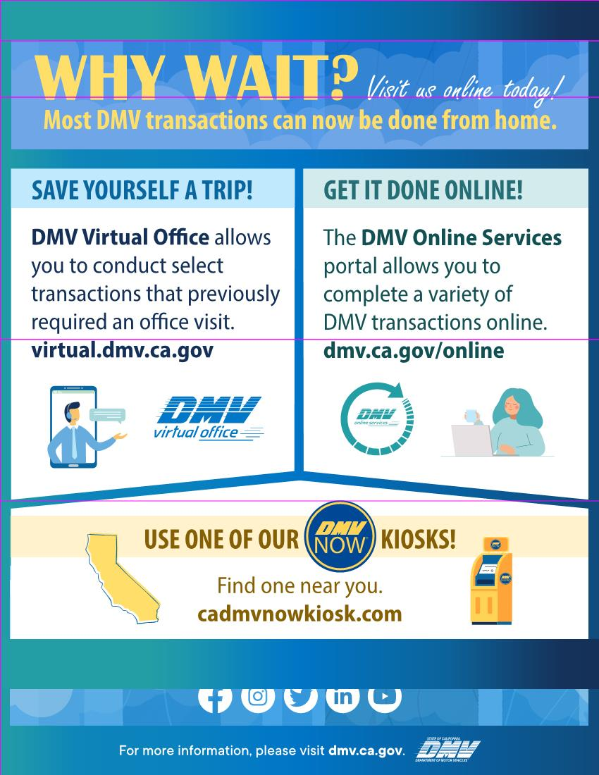 DMV Services ENGLISH Flyer 6-18-2020