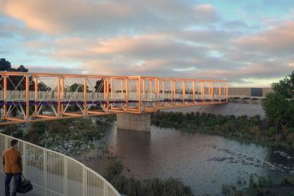 Taylor_Bridge_Pedestrian_Bridge_sunrise_SPFarchitects.1516901743 (2)