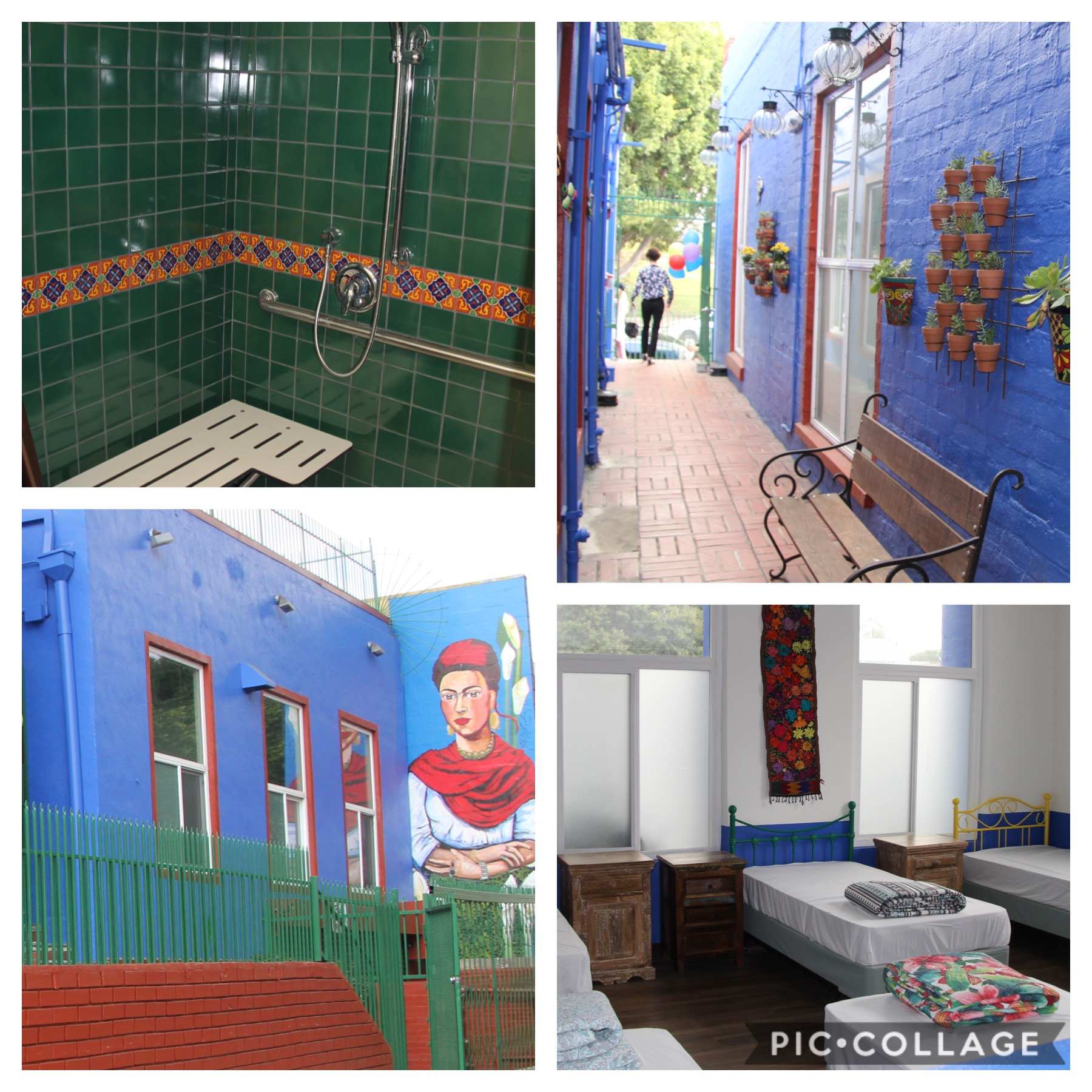 Casa Azul Collage 6-22-2020