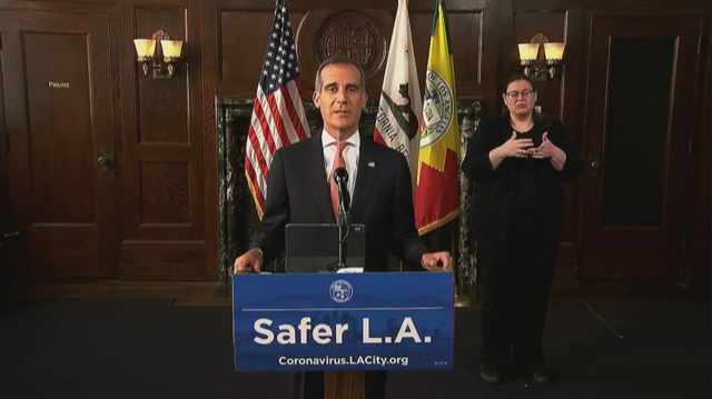 Mayor Garcetti at Briefing 6-29-2020