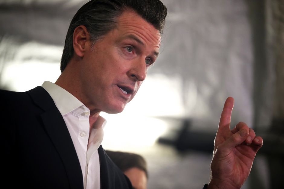 Governor Newsom GettyImages-1199995830 Foto Justin Sullivan-Getty Images
