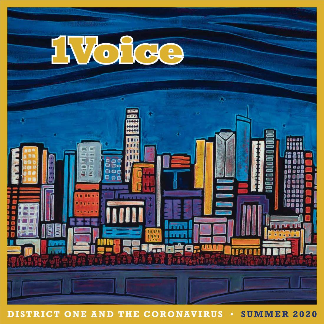 1Voice cover