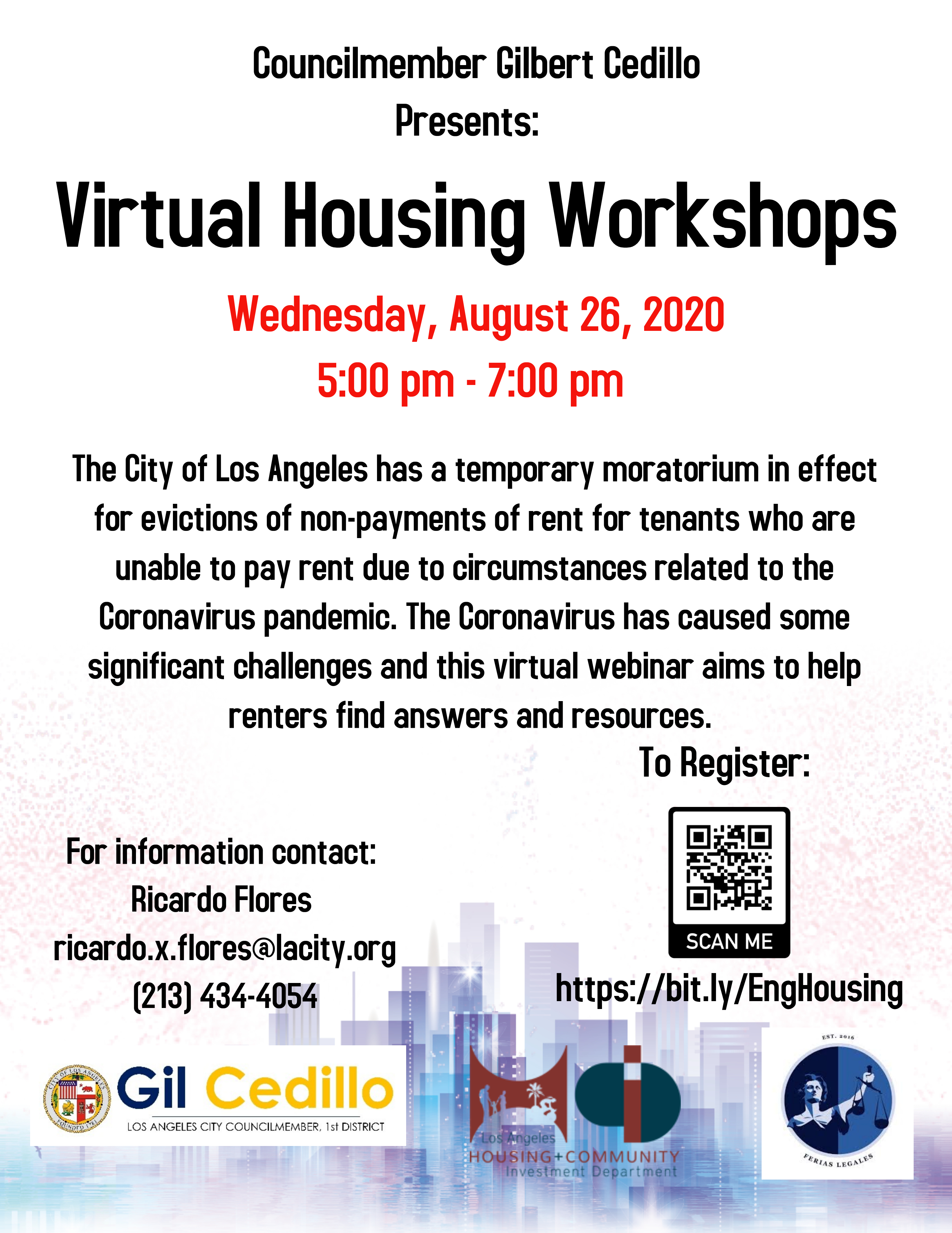 English Virtual Housing Workshops - Final  - August 26th