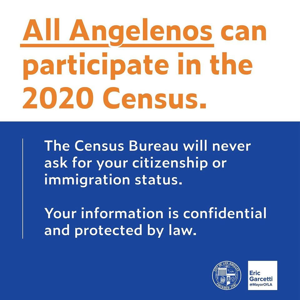 Census will not your citizenship status ENGLISH