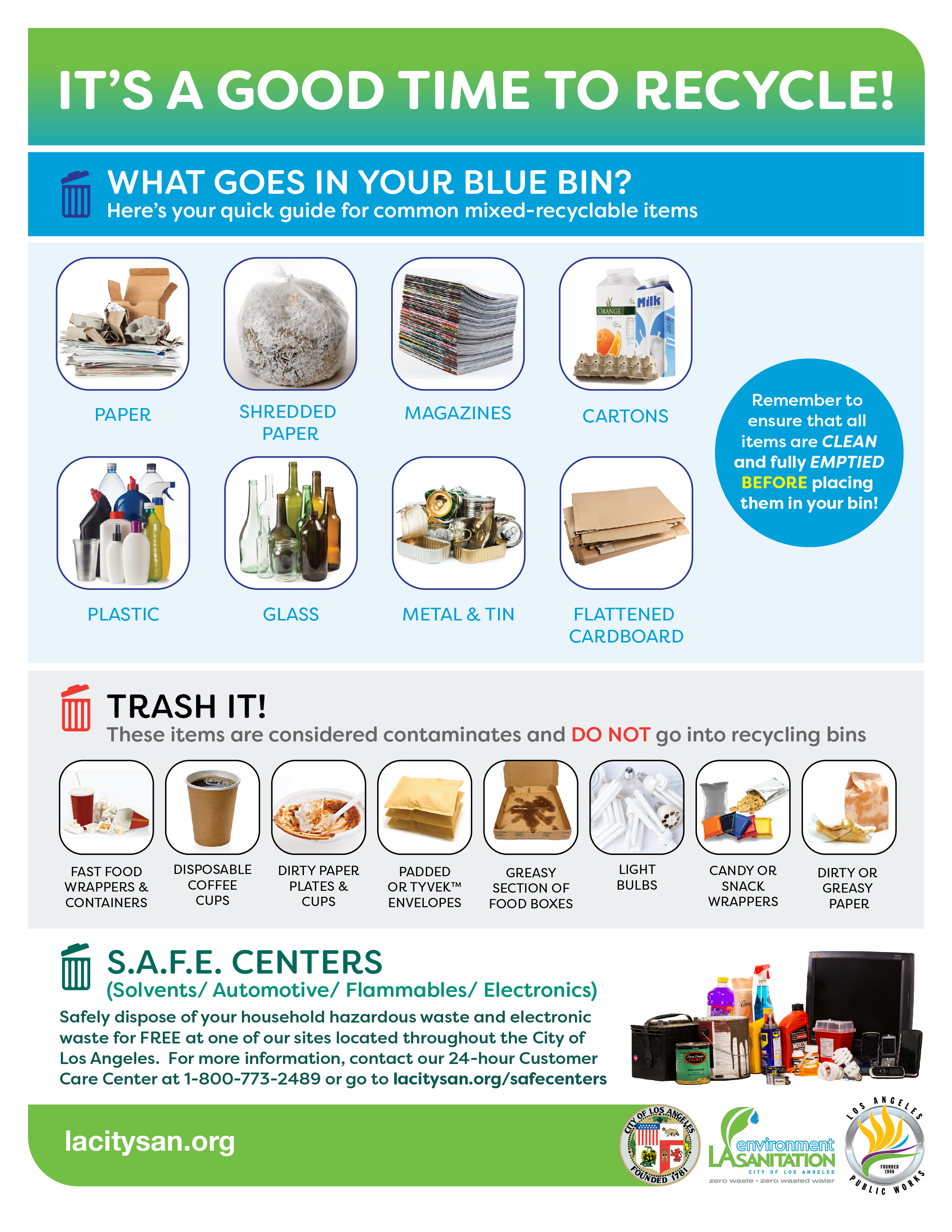 Recyling Flyer
