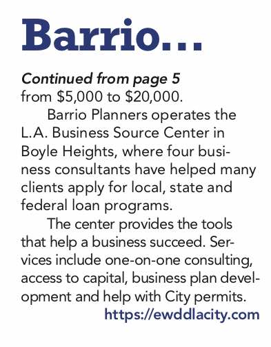 Barrio Planners 1 Voice Article Page 2