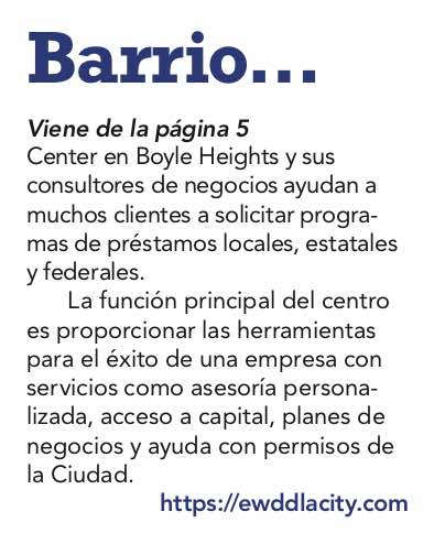 Barrio Planners 1 Voice Article SPANISH Page 2