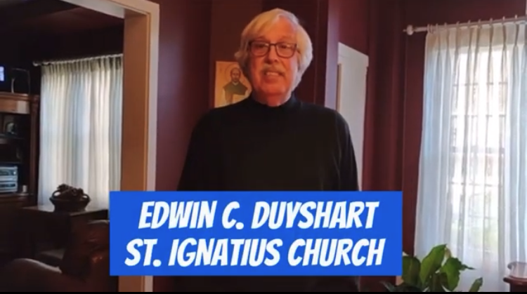 Get Vaccinated Father Edwin, St. Ignatius 3-23-2021