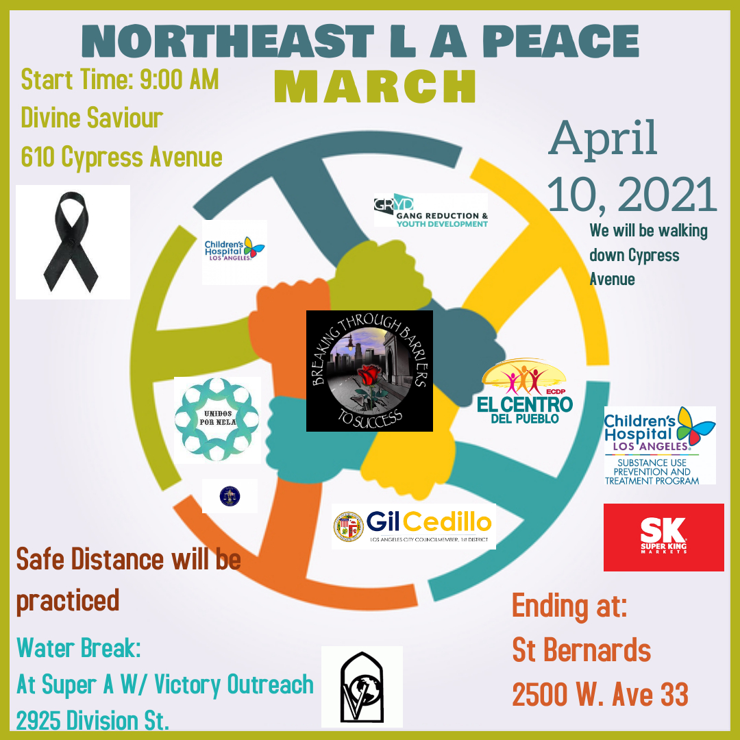 Peace March 4-10-21