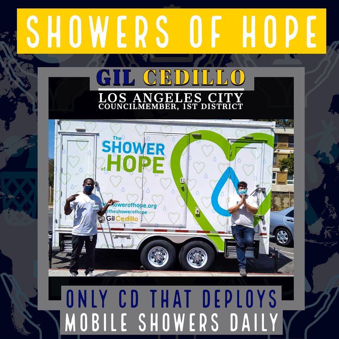 Showers of Hope