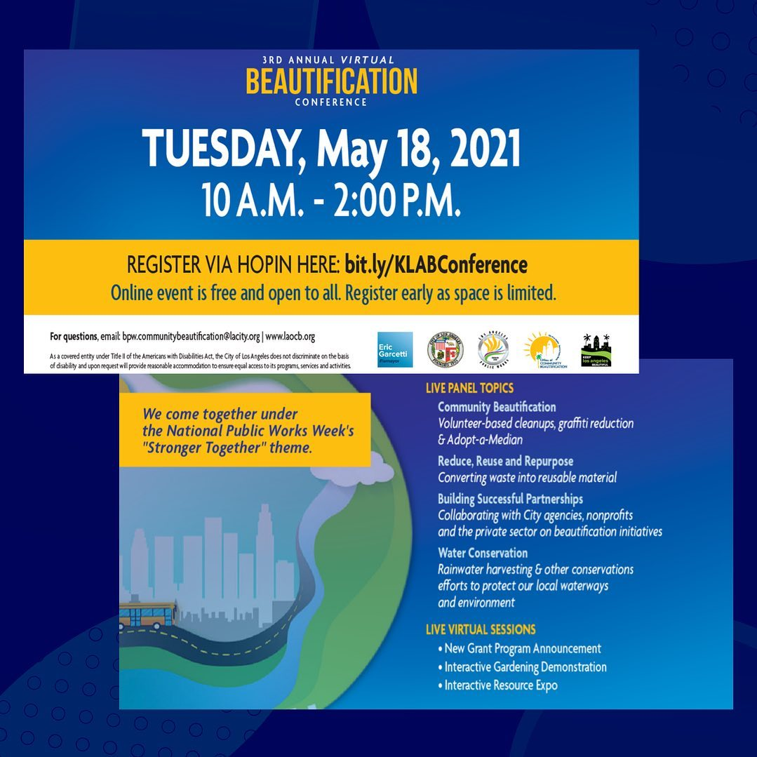 Beautification Conference 5-18-2021 #2