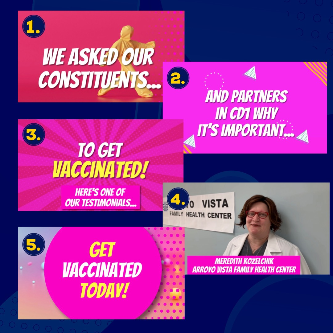 Get Vaccinated English
