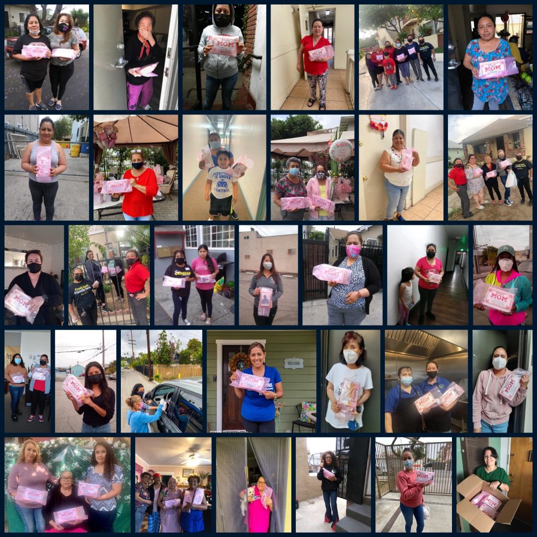 Team Cedillo Mother's Day Photos 5-8-2021 to 5-10-2021 COLLAGE
