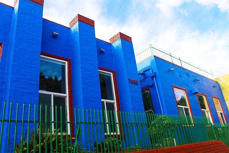 Casa Azul Bridge Housing Project in Councilmember Cedillo's District in Westlake
