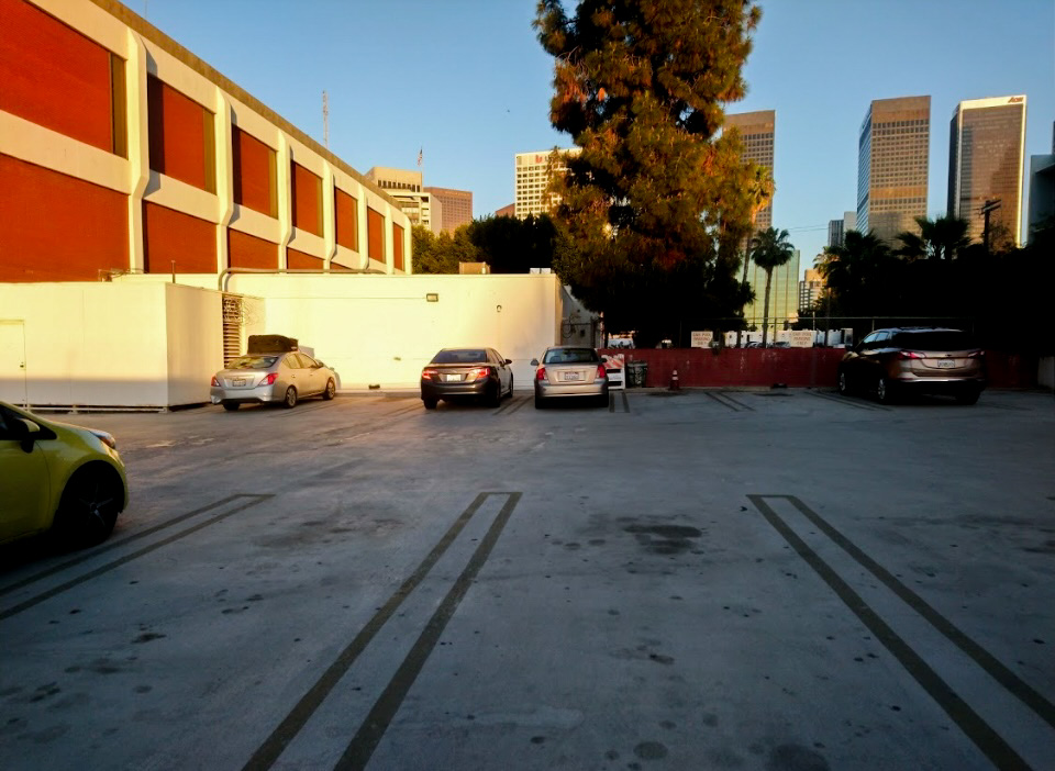Safe Parking Site in Westlake Provided by Councilmember Gil Cedillo