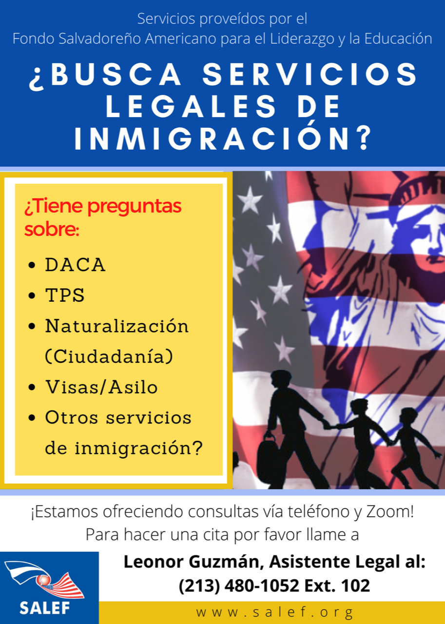 Legal Services 2020 Spanish