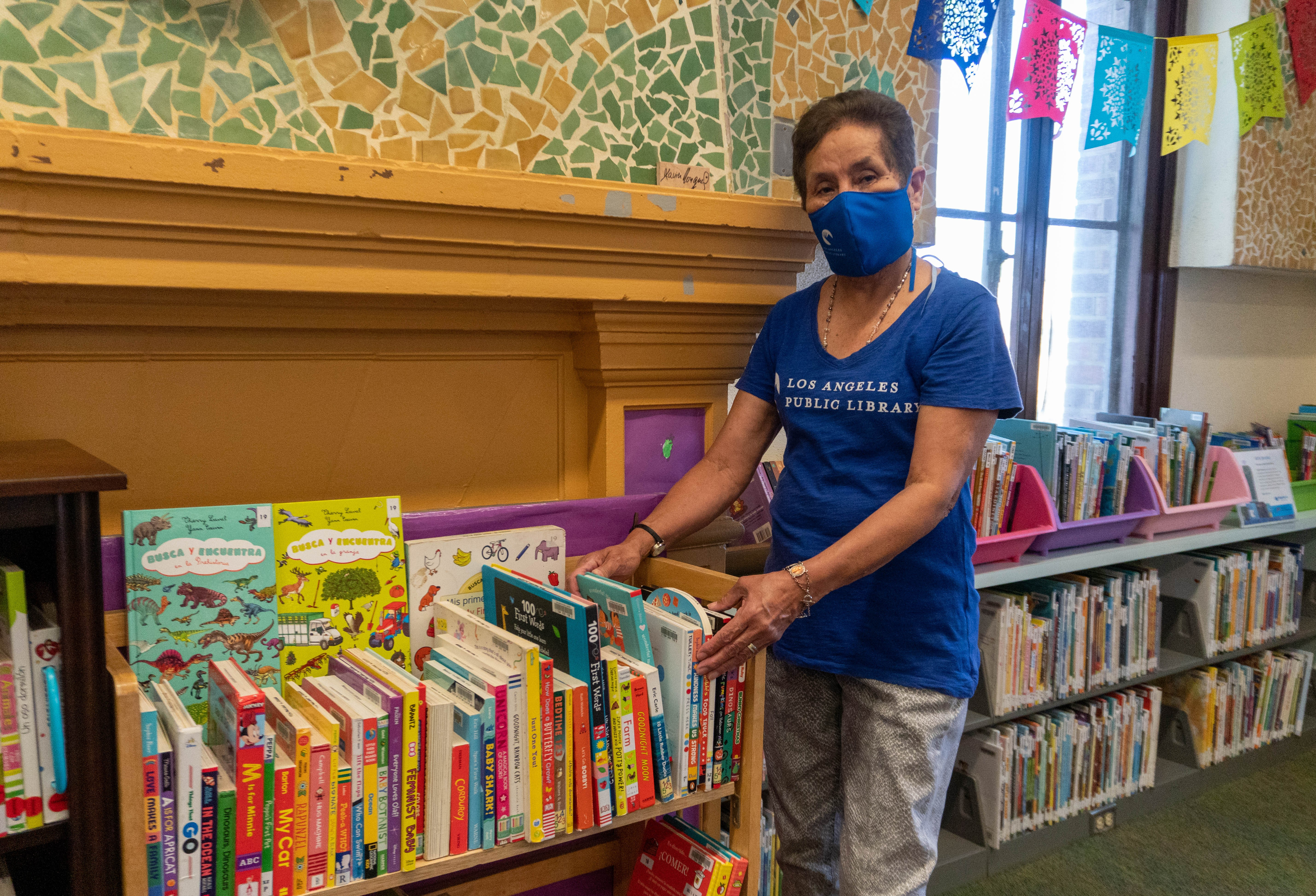 Library Opening in Cypress Park