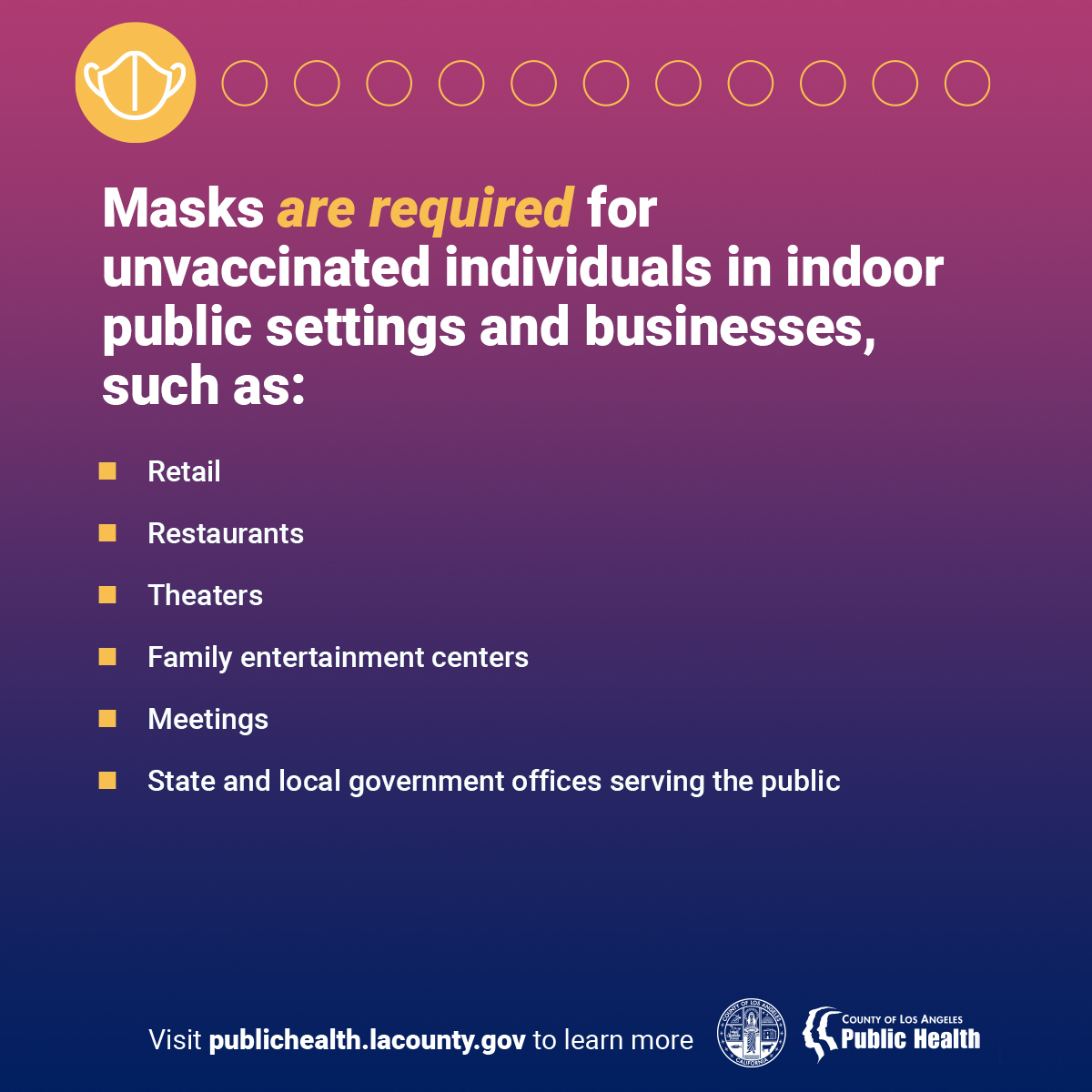 Guidance for the use of masks on 6-15-2021 #3