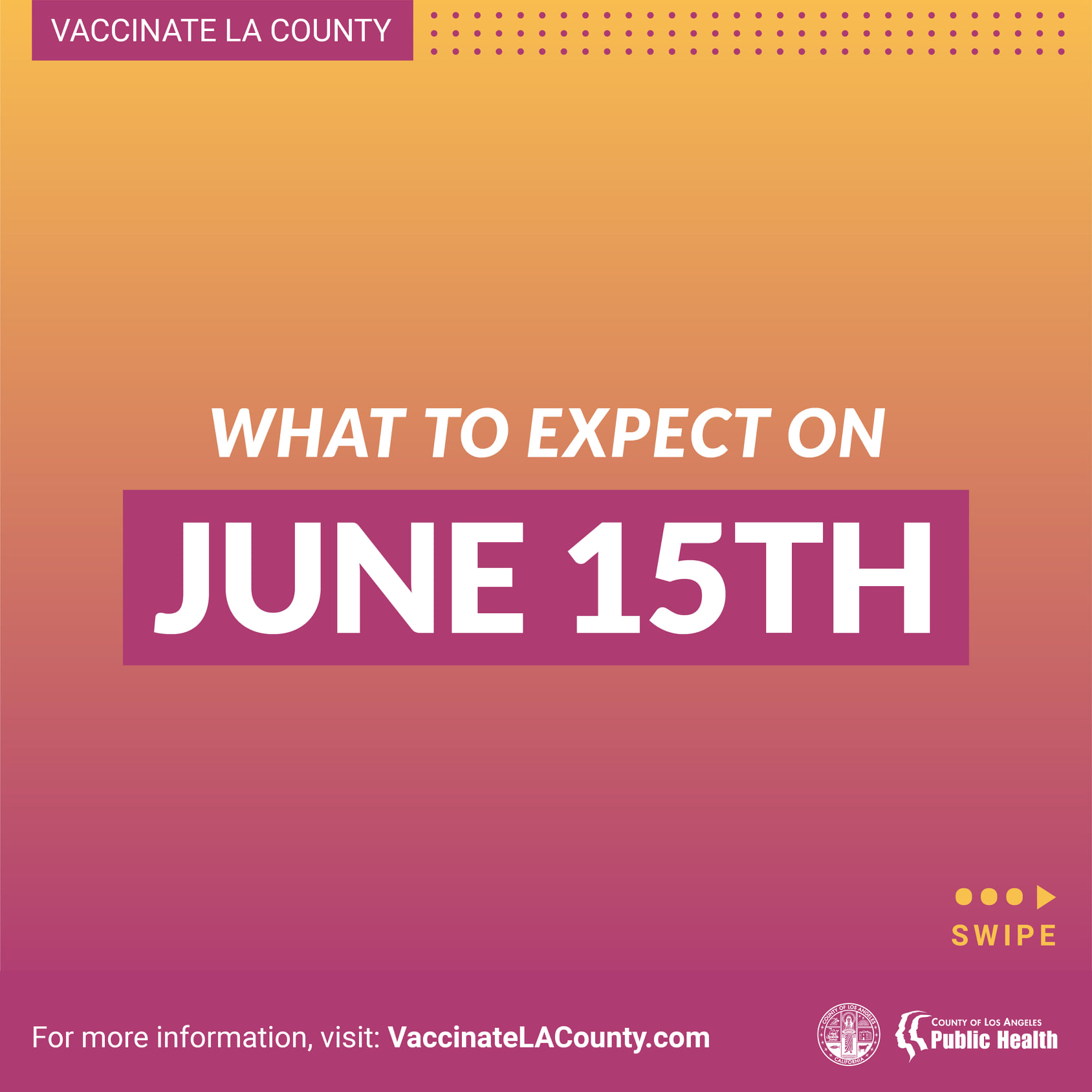 What to Expect on June 15 ENGLISH #1
